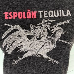 El Espolòn Tequila womens Tshirt bundle, NWOT